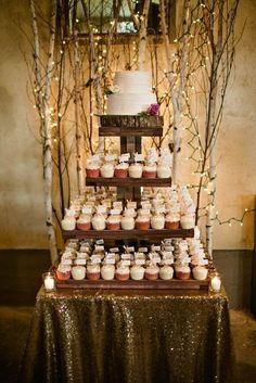Mini Wedding Cake Wedding Cupcake 30