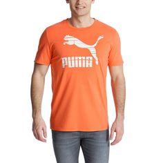 1e14a912e4f0c3 Logo Plus T-Shirt Dieses PUMA-T-Shirt aus unserem Archive ist ein Garant  fuer optimalen Komfort und einen starken Look. Material  100% Baumwolle.
