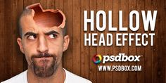 Create a Hollow Head Effect in Photoshop