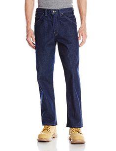 Cool Dickies Men's Flame-Resistant Carpenter Jean