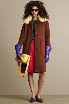 Мода и стиль: Модные перчатки осень-зима 2015-2016