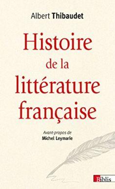 Publiée en 1936, cette histoire revisite un siècle de littérature française à la lumière du concept de génération. Le critique de la NRF crée ainsi des perspectives inattendues à propos des oeuvres de V. Hugo, A. Rimbaud, G. Flaubert, S. Mallarmé, M. Proust, M. Barrès, E. Zola, etc.