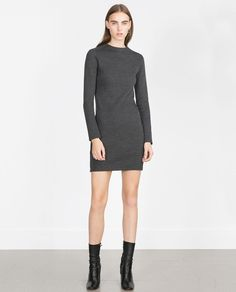 KNIT DRESS-View all-KNITWEAR-Woman-COLLECTION SS16 | ZARA United States