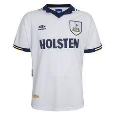 Spurs 1994 Home Shirt