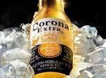 Drink Corona Extra ijskoud!