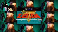 Legend of Zelda - Dungeon Theme Acapella