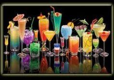 Mix drinks.... love Bacardi, Crown & coke, lemon drops, marjaritas of course & my favorite shots are Tuaca Bombs.