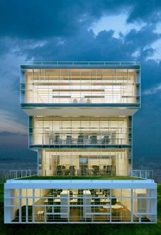 Modern #Office #Architecture Design