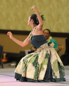 Hoike Hawaii Hula Competition  Reminds me of Our Sweet Leilani!