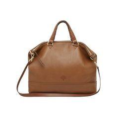 GIVE IT TO ME NAO // Effie Tote in Oak Spongy Pebbled | Women's Bags | Mulberry
