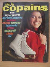 ► SALUT LES COPAINS N°69 - 1968 - SHEILA - POLNAREFF - DUTRONC - VARTAN