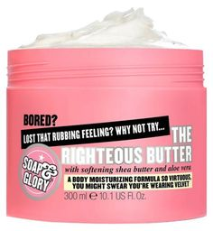 Soap and  Glory The Righteous Butter 300ml - Boots