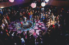 Festa de 15 anos: o baile hippie chic de Fernanda