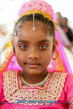 Trini Girl. Psss wonderful look her Eyes gread