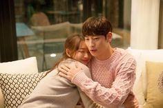 Find images and videos about beautiful, couple and amazing on We Heart It - the app to get lost in what you love. Tomorrow With You, Lee Je Hoon, Shin Min Ah, Kim Ji Won, Most Beautiful Images, Romantic Moments, Drama Movies, How To Relieve Stress, Korean Drama