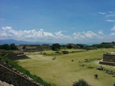 Monte Alban, Oaxaca, Mexico. First time going this summer of 2014 and it was just the best. It was like the highlight of the trip!