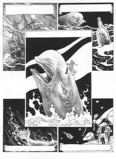 Quique Alcatena Graphic Novels, Coloring Pages, Beast, Cool Stuff, Comics, Ink, Book, Art, Quote Coloring Pages