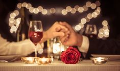 Romantic Things To Do, Romantic Images, Asking Someone Out, Couple Holding Hands, Date Dinner, Anniversary Photos, Seafood Restaurant, Romantic Dinners, First Dates