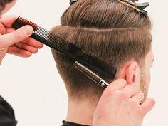 HOW-TO: Scissor over Comb