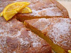 Cómo hacer el famoso pastel libanés de almendra y naranja - El Cómo de las Cosas