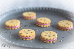 Looking for scrumptious, gluten-free cookies that can also help lessen anxiety and provide relief from pain? Then try out this fantastic recipe for lemon-filled lavender cookies! This step-by-step recipe is loaded with information about the health and nutritional benefits of each ingredient. If you give it a try, enjoy some lavender aromatherapy while the cookies are baking, and please share your thoughts with us. #SCWH #Lavender #Anxiety #PainRelief #AlternativeHealing
