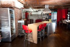 loft apartments new york/images | ... of the Day: Dream Kitchen, Loft Space In Chelsea - Photos - WSJ.com