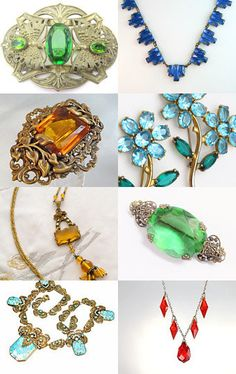 Czech Out Vintage! an Ecochic Treasury by Ren on Etsy--Pinned with TreasuryPin.com