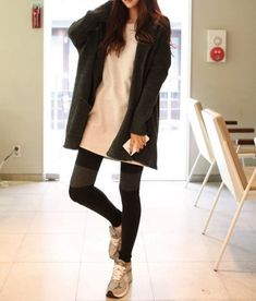 Size Shoulder Bust Length Sleeve One Size Hooded Cardigan, Long Cardigan, Knit Cardigan, Asymmetrical Sweater, Grey Long Sleeve Tops, Loose Fitting Tops, Loose Tops, Sweater Design, Sweater Coats