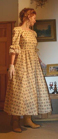Old West Dress #dress