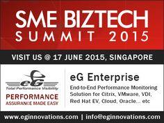Visit Us @ SME BizTech Summit 2015, 17 June 2015, Singapore