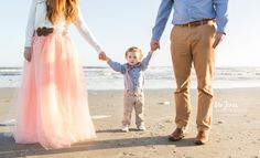 Family Beach Session Ideas What to wear photography sessions Charleston and Isle of Palms Beach Photography