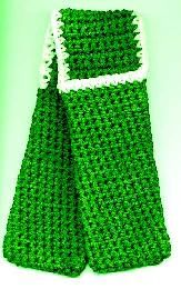Are you always losing the remote in the couch cushions? Make this Remote Control Cozy to hang over the arm of the couch and you'll never lose that elusive remote again! This free crochet pattern is make with a size H crochet hook and worsted weight yarn. Crochet Food, All Free Crochet, Knit Or Crochet, Learn To Crochet, Crochet Gifts, Easy Crochet, Filet Crochet, Remote Holder, Remote Caddy