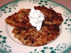 Potato Pancakes Polish Recipe