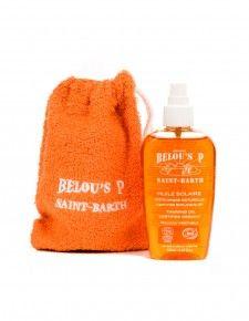 ROUCCOU BELOUS P huile solaire. Summer Essentials
