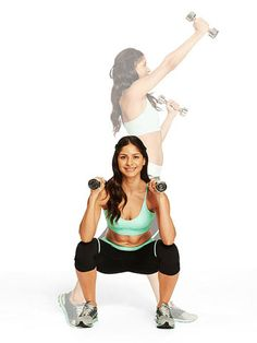 Burn Fat Faster with Weights: Twist-Up #workouts & #exercises