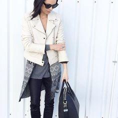 Pin for Later: Besser als jeder Personal Stylist: 25 Instagrams mit täglich frischer Outfit-Inspiration Fiona Edwards Ihr Instagram: fifideluxeblog