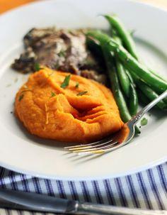 Sweet Potato Carrot Puree | www.thetableofcontents…