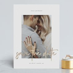Our Favorite Save the Dates from Minted! – Green Wedding Shoes Our Favorite Save the Dates from Minted! – Green Wedding Shoes,Wedding A+L Minted 2019 Save the Date Collection Country Wedding Invitations, Save The Date Invitations, Wedding Stationary, Wedding Invitation Cards, Save The Date Cards, Wedding Cards, Picture Wedding Invitations, Save The Date Ideas, Wedding Albums