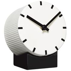 Design House Stockholm Tid ceramic clock