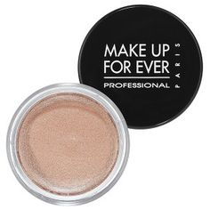 MAKE UP FOR EVER Aqua Cream in 13 Warm Beige - champagne shimmer #sephora - love these shadows.  they last forever on your eyes without smudging.  this color is a great base.  i then add the burgundy on top for depth