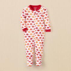 newborn - boys - sleepwear - crab stretchie | Children's Clothing | Kids Clothes | The Children's Place