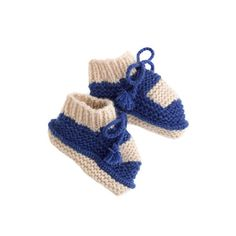 Citta baby booties - oh my goodness