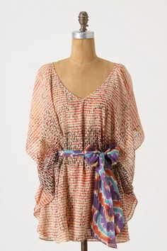 From the Center Caftan ($98)