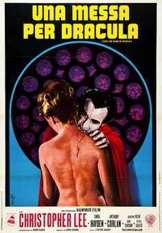"Taste the Blood of Dracula (1970) Christopher Lee, Linda Hayden, Anthony Corlan, Geoffrey Keen, John Carson, Peter Sallis, Directed by Peter Sasdy. This film has one of the best lines in any Hammer Horror movie, "".....You drink it then!... You Drink The Filth!!!"