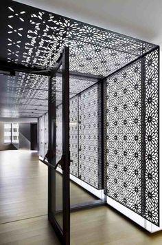 Faux plafond- 50 idées fascinantes pour le revêtement à profiter!