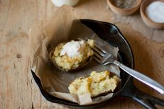 twice-baked potatoes by TheSophisticatedGourmet, via Flickr