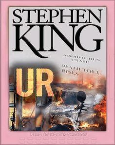 UR by Stephen King. The last couple of things I've read by Stephen King have been disappointing to say the least. But this redeemed him for me. I LOVED this! I Love Books, Good Books, Books To Read, Stephen King Movies, Primal Fear, Steven King, Horror Books, Horror Movies, Thing 1