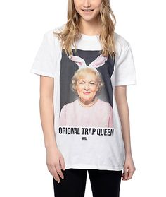 Pay homage to the original Trap Queen in legit fashion with the OG Trap Queen tee shirt from Kill Brand.
