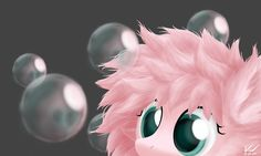 Bubbles - Fluffle Puff by SymbianL.deviantart.com on @DeviantArt