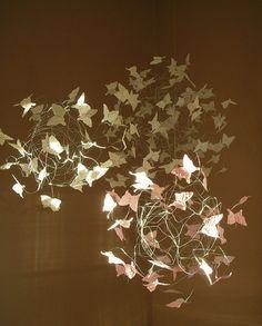 Butterfly mobiles I love butterflies